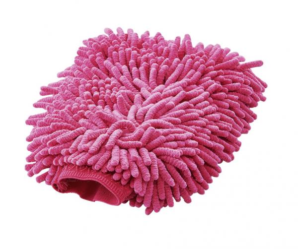 BUSSE SOFT Rękawica do mycia konia z mikrofibry