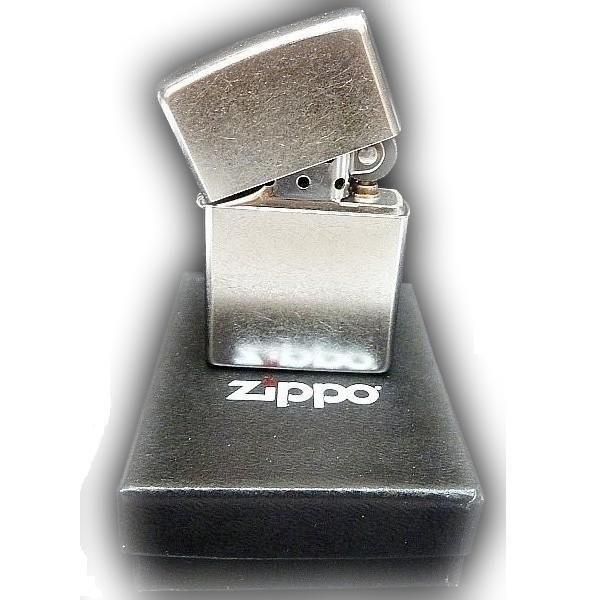 Zapalniczka ZIPPO Street Chrome Zestaw GRAWER Zdjęcia