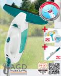 Zestaw myjka Leifheit: myjka + ściągaczka + drążek (przedłużka) Leifheit Window Vacuum (Symbol: 51108) #wysyłka G R A T I S