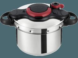 Szybkowar Tefal P46207 68 ClipsoMinut Easy z koszykiem do gotowania na parze - 6 litrowy