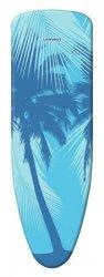 OUTLET : Pokrowiec na deskę Leifheit 71596 Beach 'n' Bubbles | 130x45 | NIEBIESKI