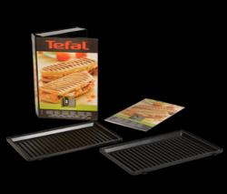 Zestaw do przygotowywania grillowanych panini XA800312 Tefal Snack Collection