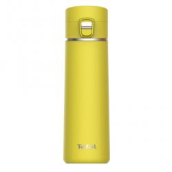 Kubek izotermiczny Tefal WeGO K23335 04 City Mug | 430 ml | ŻÓŁTY | termos | termiczny