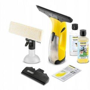 Kärcher ZESTAW myjka do okien WV2 Plus N + 2x500 ml koncentratu środka do czyszczenia szkła RM503 i RM500