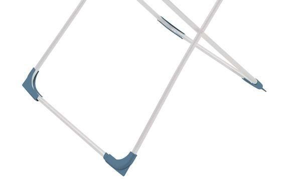 Suszarka do ubrań Meliconi Lock Aluminium   22m