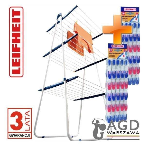 Suszarka do ubrań Leifheit Tower 190 (Symbol: 81435)