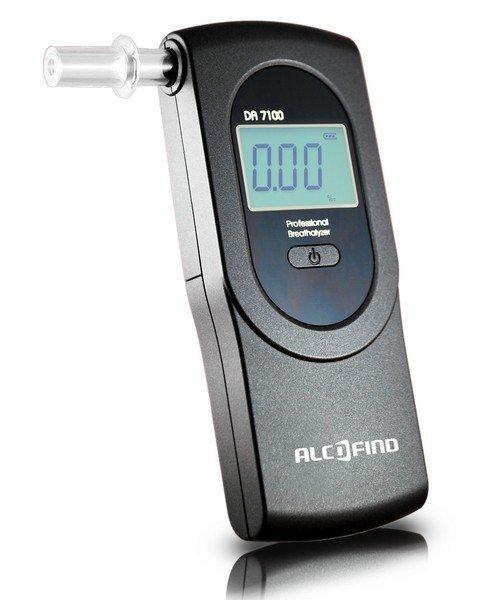 Alkomat AlcoFind DA 7100 - wersja DELUXE  *2 opcje: #Kalibracja 12 miesięcy #Kalibracja 24 miesiące* #Wysyłka G R A T I S#