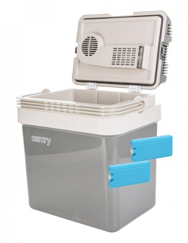Lodówka turystyczna Camry 24 litry + wkłady chłodzące 180ml | CR8065/2xW180ML