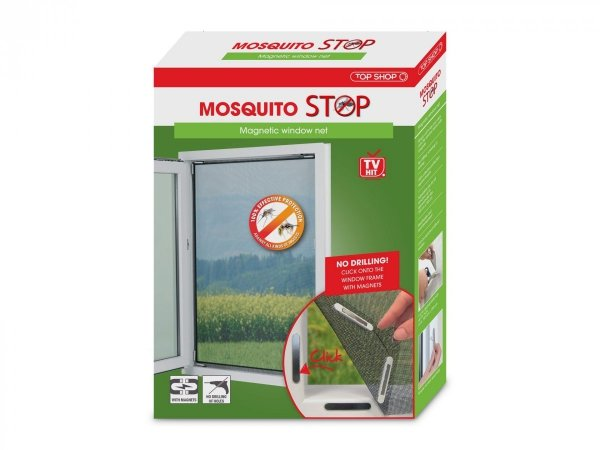 Moskitiera na magnesy MOSQUITO | Top Shop | 110001622