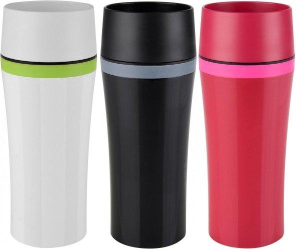 Kubek termiczny Tefal Travel Mug Fun - 0,36L, 100% zabezpieczenia przed rozlaniem