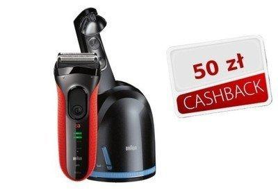 Golarka Series 3 3050cc z systemem Clean&Charge