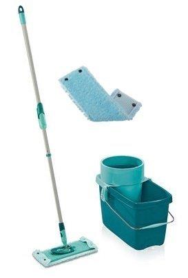 Mop obrotowy Leifheit Clean Twist M 33 cm + Nakładka Extra Soft | 52014/55321