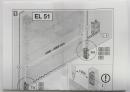 Fotokomórka jednokierunkowa EL 51 do napędu Hormann STA 400