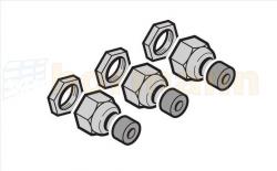 Paczka z drobnymi elementami, połączenia śrubowe do Portronic D 5000 / D 2500