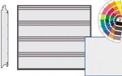 Brama LPU 42, 2250 x 2000, Przetłoczenia T, Silkgrain, kolor do wyboru