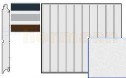 Brama boczna HST, Sandgrain, Przetłoczenia M, kolor do wyboru