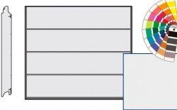 Brama LPU 42, 2440 x 2080, Przetłoczenia L, Silkgrain, kolor do wyboru