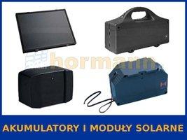 akumulatory i moduły solarne
