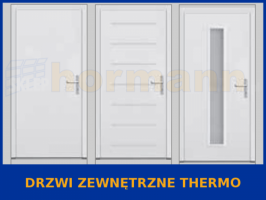 Drzwi Thermo