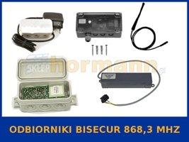 odbiorniki BiSecur 868,3 MHz
