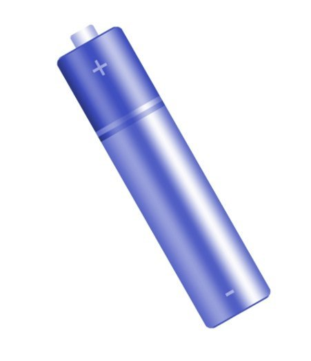 Bateria 1,5 V LR03/AAA typ micro V (d do FFL 12, FFL 12 BS, FCT 3 BS, BS, FCT 10 BS, HS 5 BS, HS 4 BS, HS 1 BS, HSS 4 BS, FSM 2 BS)