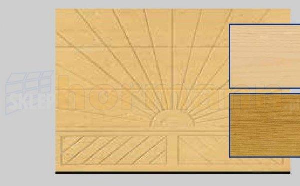 Brama LTH, 5000 x 2125, Wzór 403, Świerk