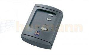 Radiowy (bezprzewodowy) sterownik wewnętrzny FIT 2 - do max 2 urzadzeń z dodatkowym przełącznikem włączającym / wyłączającym zaprogramowane urządzenia, zasilanie baterią