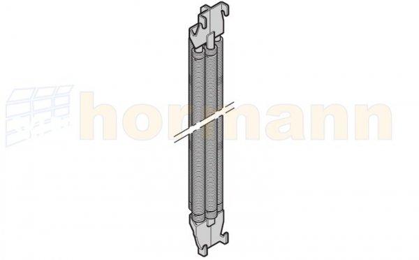 Poczwórny pakiet sprężyn N 80 / F 80 / EcoStar, nr oznaczenia sprężyny 018