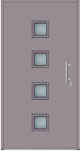 Drzwi ThermoPro Wzór TPS 030, kolor do wyboru