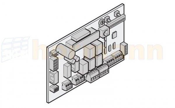 Płytka sterowania - centrala do RotaMatic Akku (z regulatorem ładowania), 868 MHz