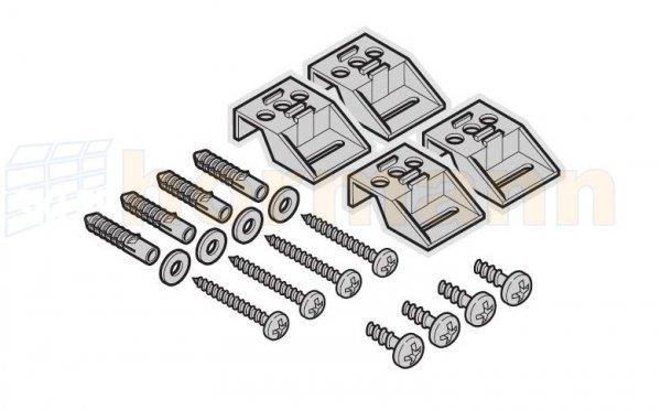Paczka z drobnymi elementami do obudowy sterowania do RotaMatic / P / PL, Akku