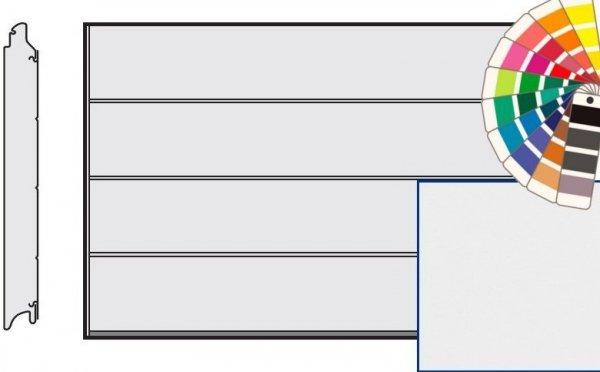 Brama LPU 42, 5000 x 2250, Przetłoczenia L, Silkgrain, kolor do wyboru