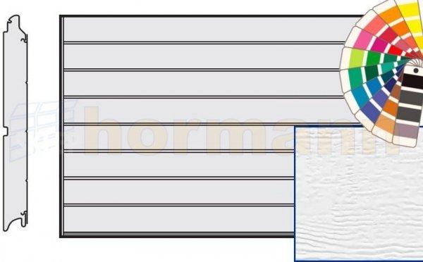 Brama LPU 42, 5000 x 2250, Przetłoczenia M, Woodgrain, kolor do wyboru