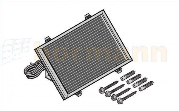 Zestaw paneli do modułu baterii słonecznych SM24-1 do ProMatic Akku, (następca artykułu nr 436318)