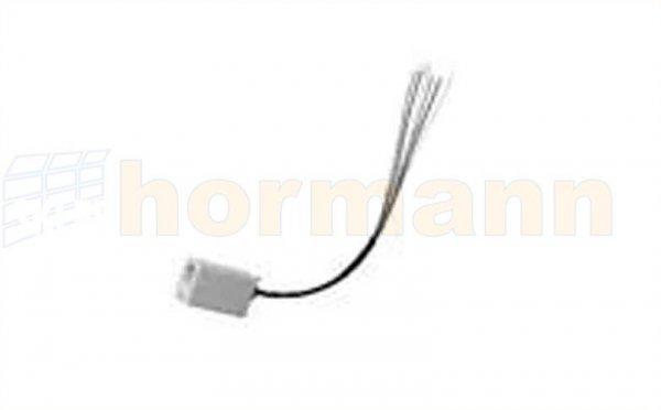 Przewód przyłączeniowy (24 V) adapter AD 1 (6-żyłowy, przejście pomiędzy połączeniem systemowym a listwą zaciskową)