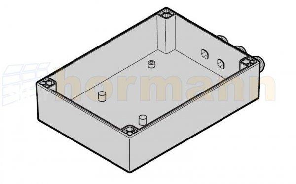 Obudowa sterowania do RotaMatic / P / PL, Akku, część dolna