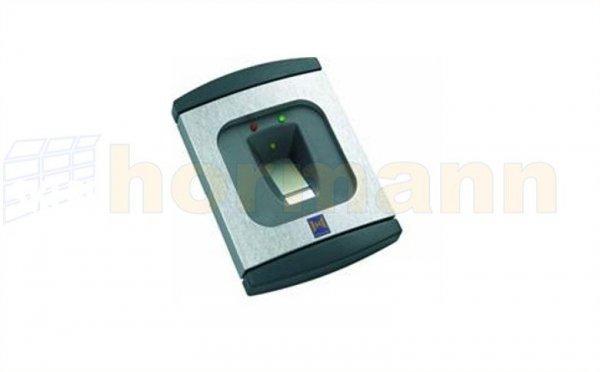Czytnik linii papilarnych FL 100 - do sterowania max 2 napędami, zapamiętuje 100 odcisków palców