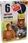PODGRZEWACZ 6 SZTUK TEA LIGHT Opium