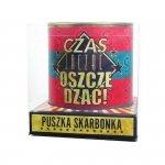 Puszka Skarbonka RETRO CZAS