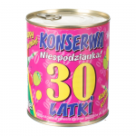 KONSERWA 30-LATKI