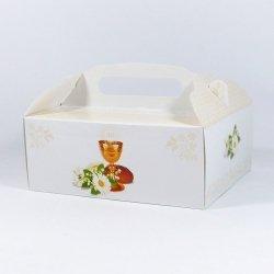 Pudełko na ciasto, komplet 10 szt. wzór 59