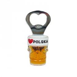 Otwieracz do butelek, magnes, I Polska