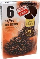 PODGRZEWACZ 6 SZTUK TEA LIGHT Coffee