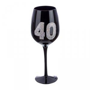 Kieliszek jubileuszowy '40'