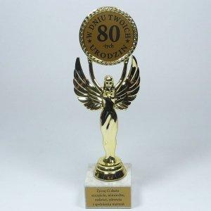 Statuetka Victoria 'W dniu Twoich 80-tych urodzin'