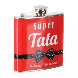 Piersiówka Super Tata