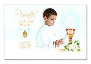 Ilustrowana książeczka z tekstami liturgicznymi