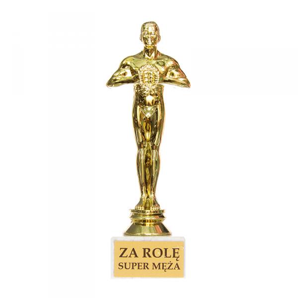 Statuetka  'Za rolę Super Męża'