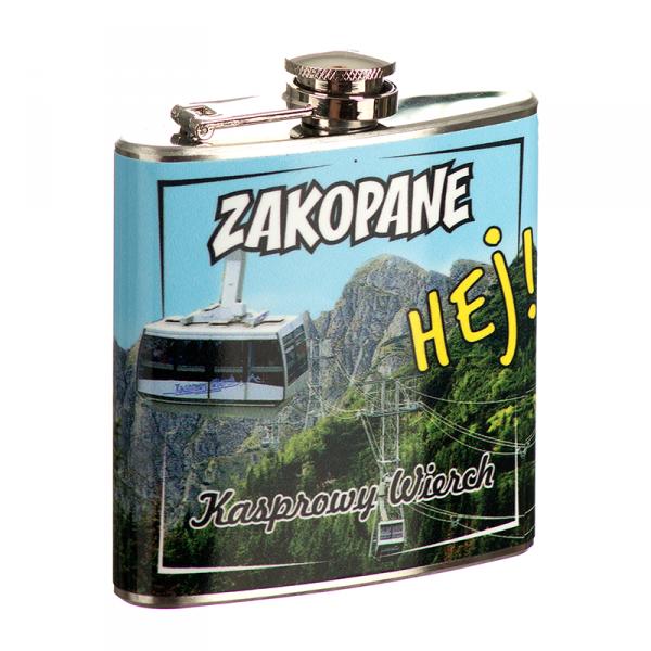 Piersiówka ZAKOPANE-KASPROWY WIERCH
