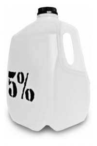 Rich Piana 5% Nutriition Jug (Butelka 3,7l)